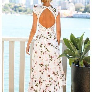 🌺SALE! Roseland Maxi Dress